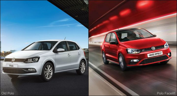 New Polo vs Old Polo: What's New? - ZigWheels