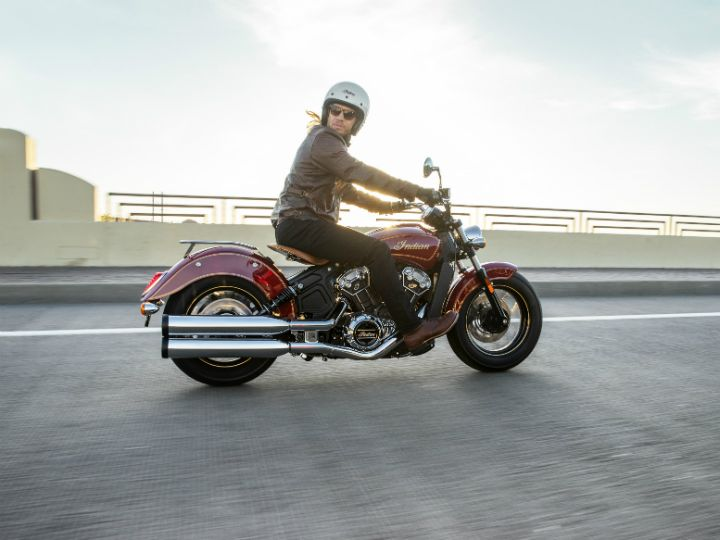2020 Indian Scout 100th Anniversary & Scout Bobber Twenty Showcased