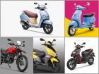 Top 5 Bluetooth-enabled Two Wheelers Under Rs 1 Lakh