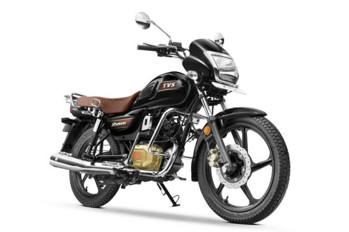 TVS Launches Radeon Special Edition With Disc Brake