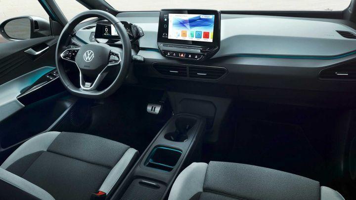 Volkswagen ID.4 Crossover Spied On Test - ZigWheels