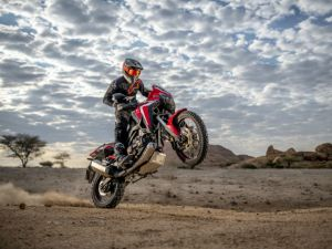 Bigger, Faster, Leaner Africa Twin Is Here!