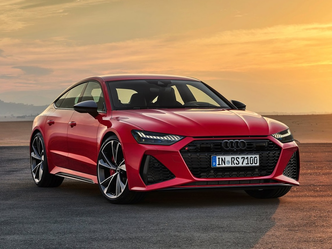 2019 Frankfurt Motor Show: New Audi RS7 Sportback Unveiled ...