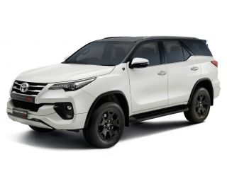 Toyota Fortuner TRD Sportivo Adds Sportiness At A Cost