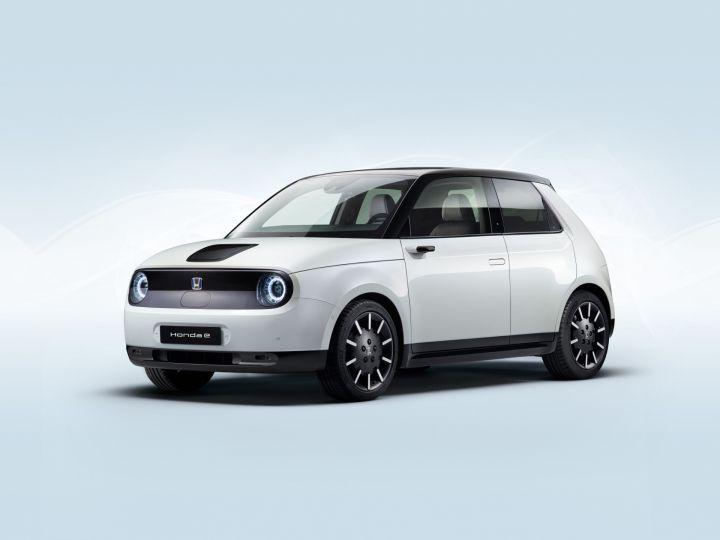 Honda 'e' Revealed
