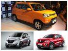 Maruti Suzuki S-Presso vs Rivals: Specification Comparison