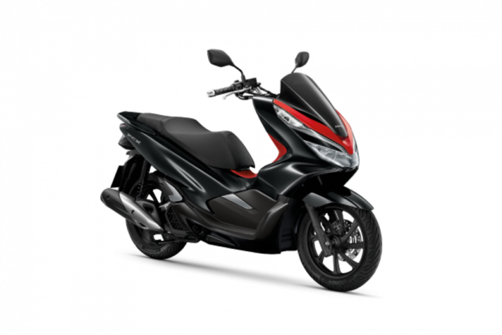 MY2020 Honda PCX150 Maxi Scooter Unveiled