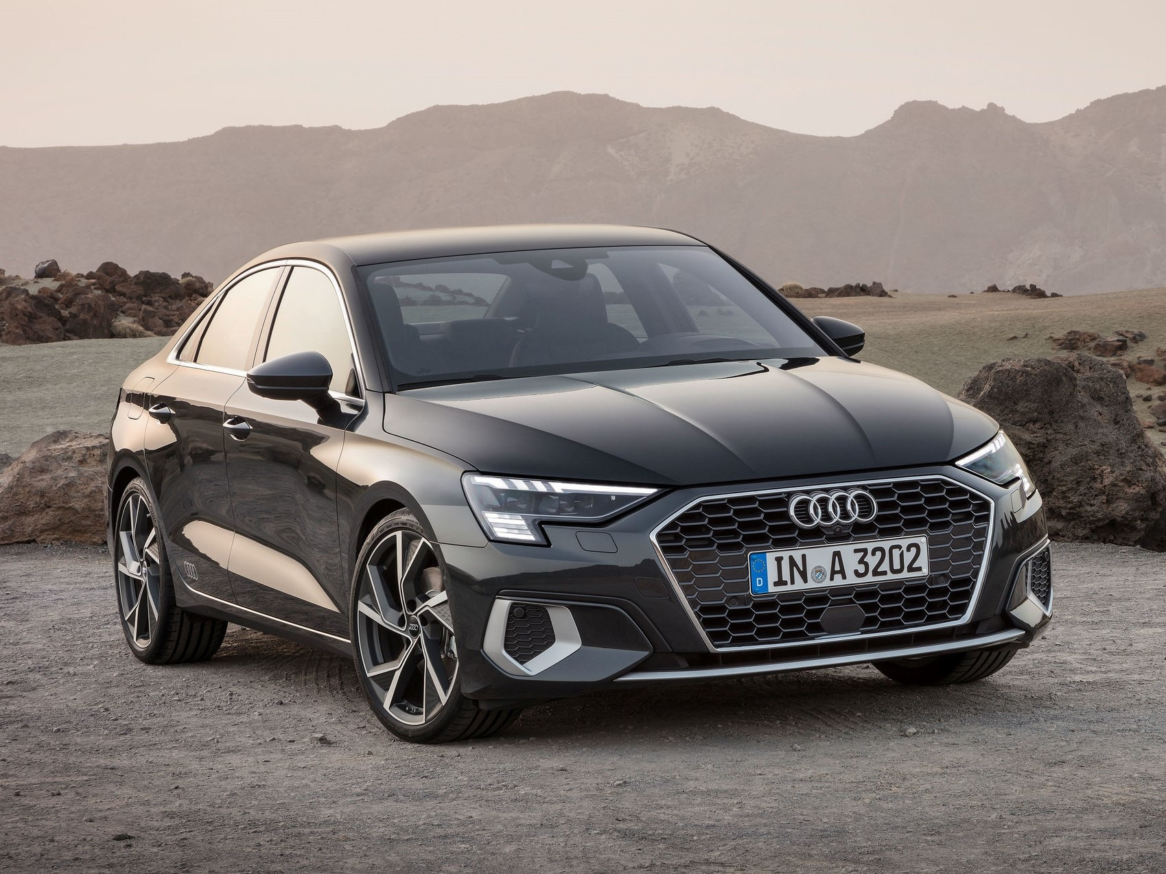 Audi Used Car Finance >> 2021 Audi A3 Sedan Unveiled Globally - ZigWheels