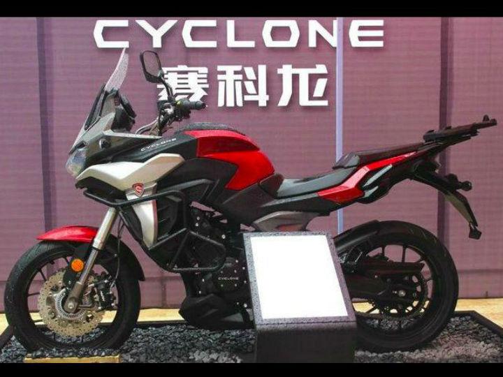 Cyclone RX 6 concept