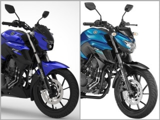 Here's How The Yamaha FZ 25 BS6 Is Different From Its BS4 Counterpart