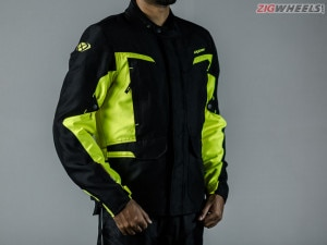 Ixon Summit 2 Touring Jacket: Motorcycle Gear Review
