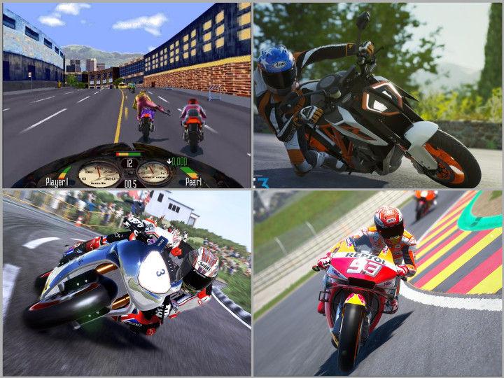 Top 5 bike games
