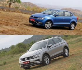 End Of The Line For Volkswagen Ameo And Tiguan