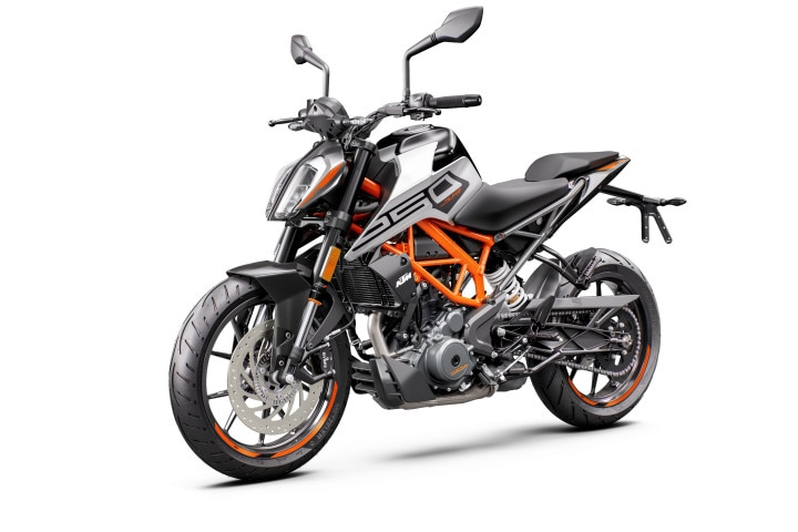 KTM 250 Duke with ABS launched at Rs 1.94 lakhs - BikeWale