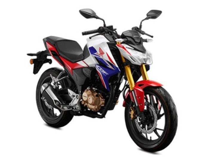 Upcoming Honda CB200R