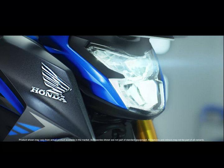 Honda Hornet 200R teased