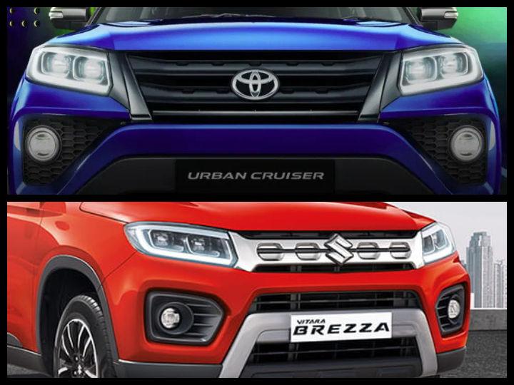 Toyota Urban Cruiser Vs Maruti Vitara Brezza What S The Difference Zigwheels
