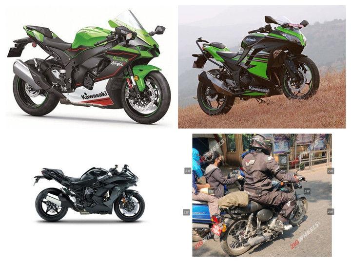 Kawasaki 2021 launches