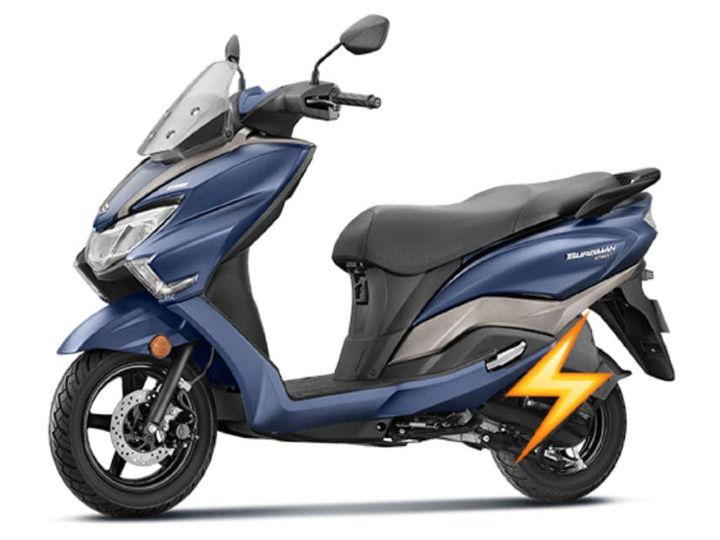 Suzuki Burgman Electric Scooter India Launch In 2021 - ZigWheels