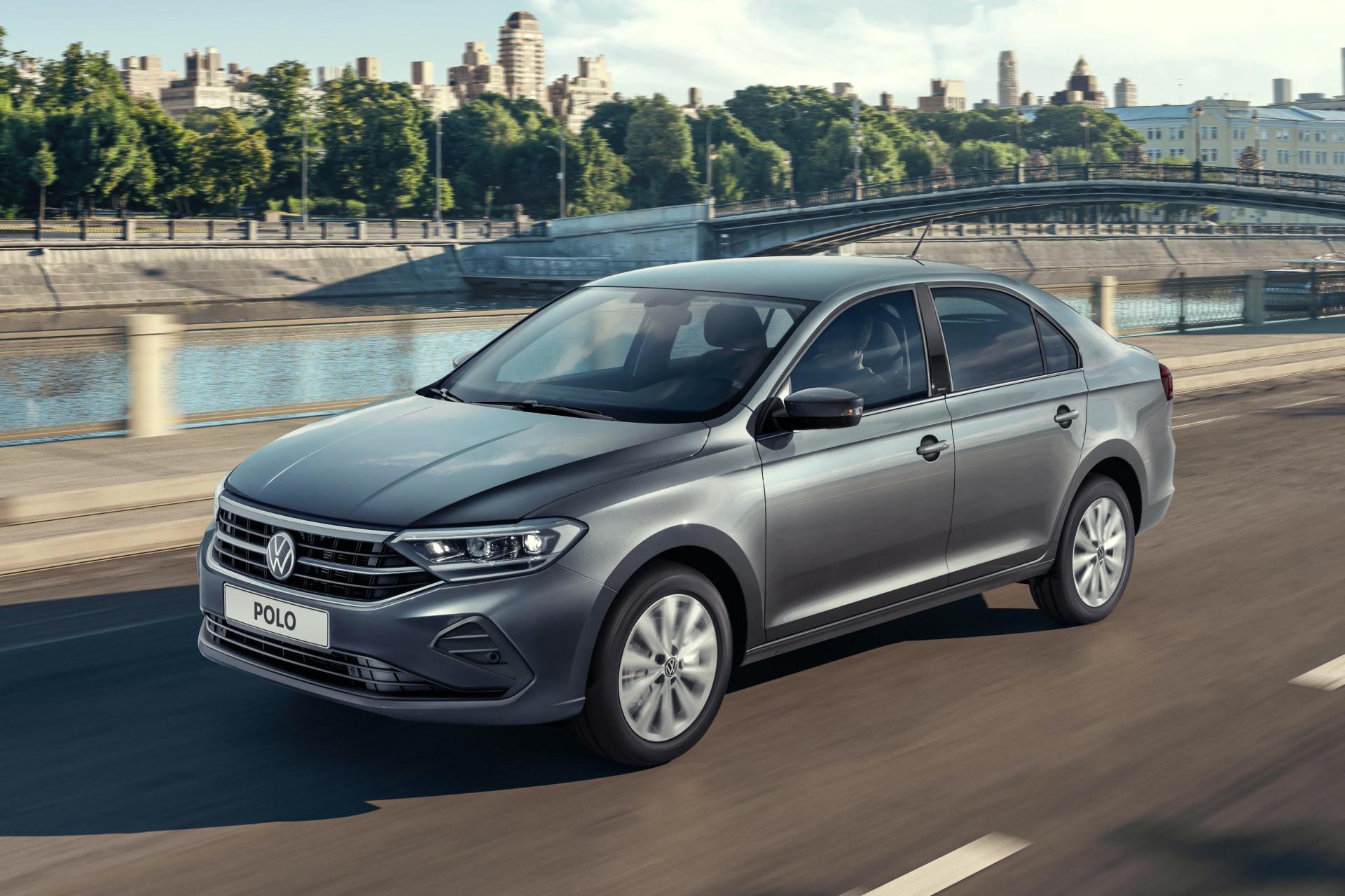 2021 Volkswagen Vento Notchback Sedan Revealed In Russia India Car Might Get Similar Design Zigwheels