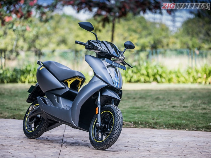 Ather Energy To Begin Operations in 10 Cities This Year
