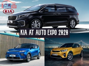 Kia Motors India At Auto Expo 2020: Every Car At The Show