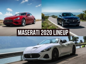 Here's Your Complete Guide To The 2020 Prices Of Maserati's Lineup