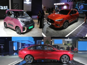 MG Motor India At Auto Expo 2020: Here's Everything The Carmaker Showcased
