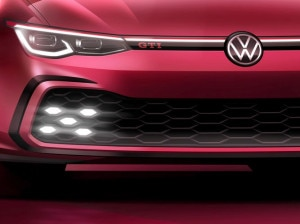 Your First Look At The Volkswagen Golf GTI Mk8 Ahead Of Its Global Unveiling