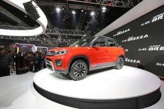 BS6-compliant 2020 Maruti Suzuki Vitara Brezza Petrol Launched, Prices Start Lower Than BS4!