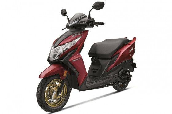 Honda Dio Bs6 Price Features Warranty And More Zigwheels