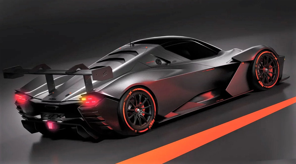 Image result for KTM X-BOW GTX RACE CAR