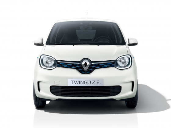 Renault Twingo Ze Electric Hatchback Unveiled Globally To Rival Volkswagen E Up Zigwheels