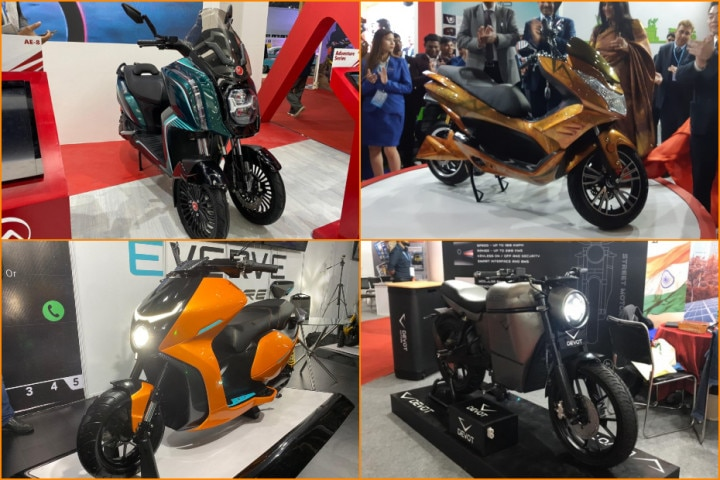 Top 5 Radical Looking Two-Wheelers At Auto Expo 2020