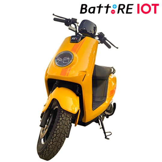 BattRE IOT Electric Scooter Launched