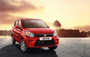 Maruti Suzuki Alto S-CNG Gets A BS6 Badge And Returns A Claimed 31.59km/kg