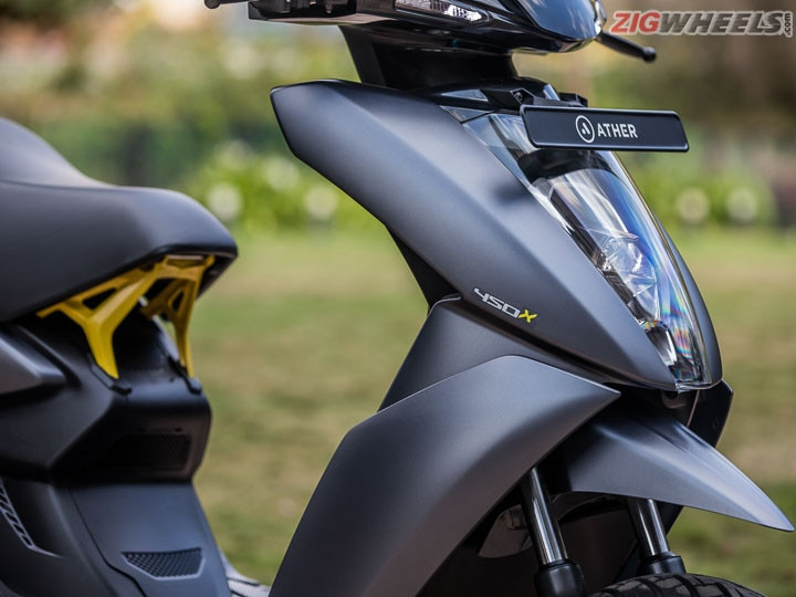 Ather 450X First Ride Review