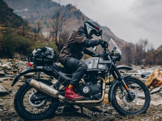 BS6 Royal Enfield Himalayan Launched In India