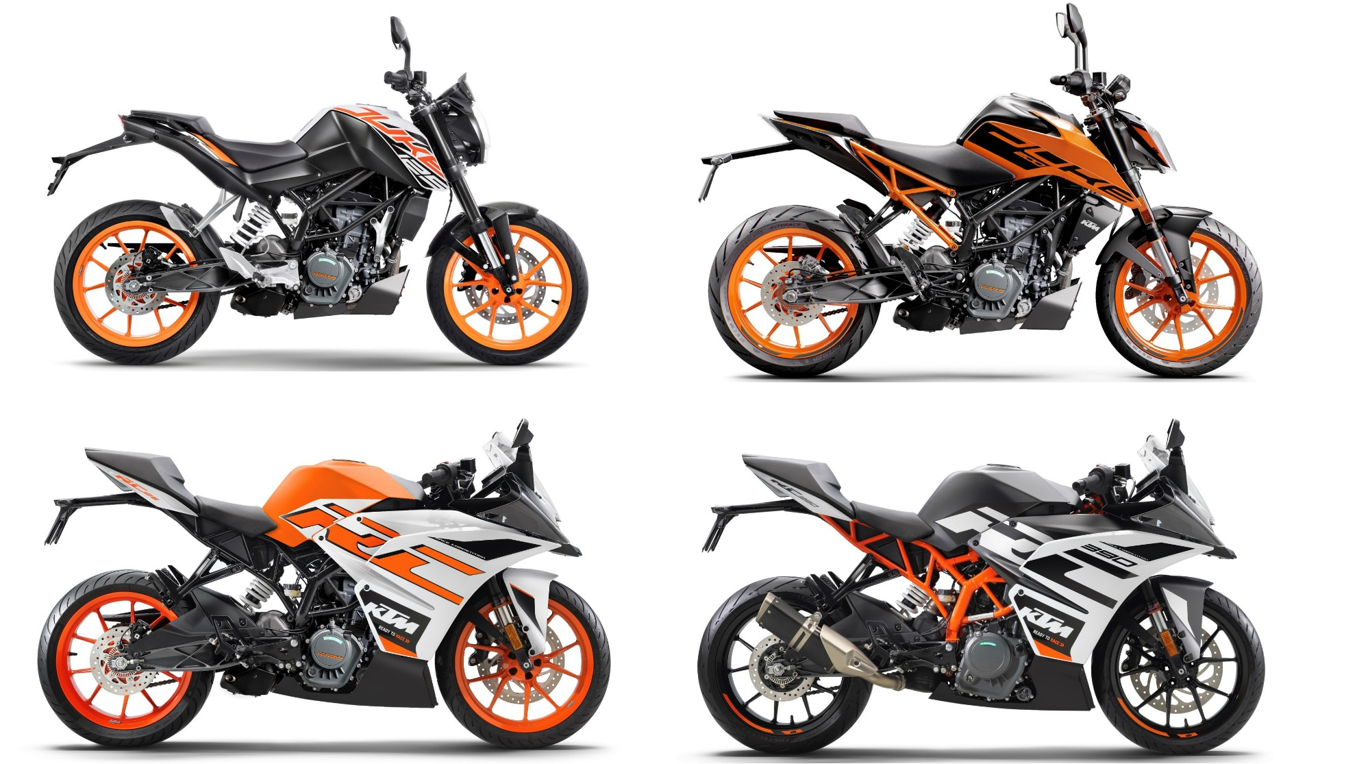 Bs6 Compliant Ktm 125 Duke Rc 125 390 Duke Rc390 And More Launched Zigwheels