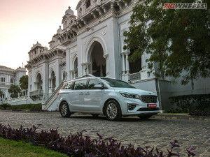 2020 Kia Carnival Limousine: First Drive Review