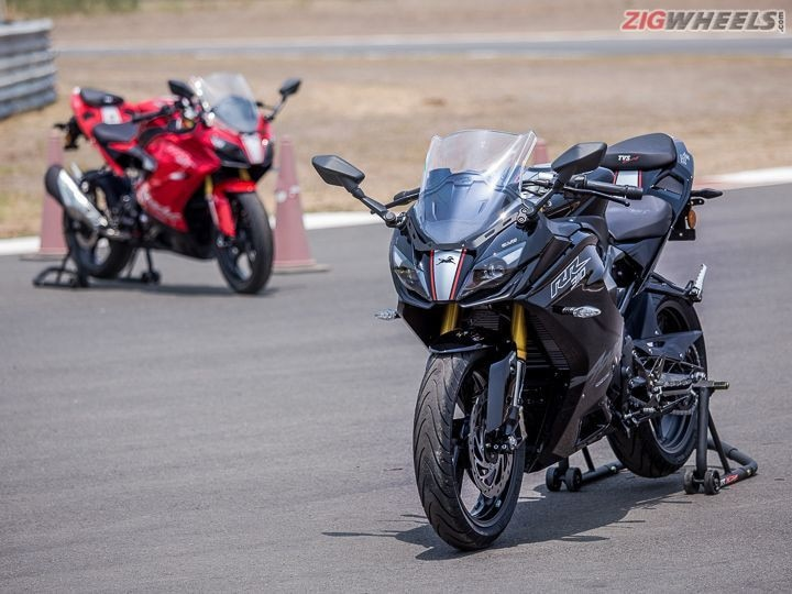 BS6 TVS Apache RR 310 Launching On January 30