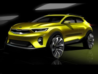 Kia QYI (Sonet) Makes Another Spyshot Appearance