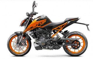 KTM 200 Duke BS6 To Get KTM 250 Duke-like Design Language!