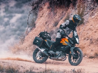KTM Has Finally Launched The 390 Adventure In India!