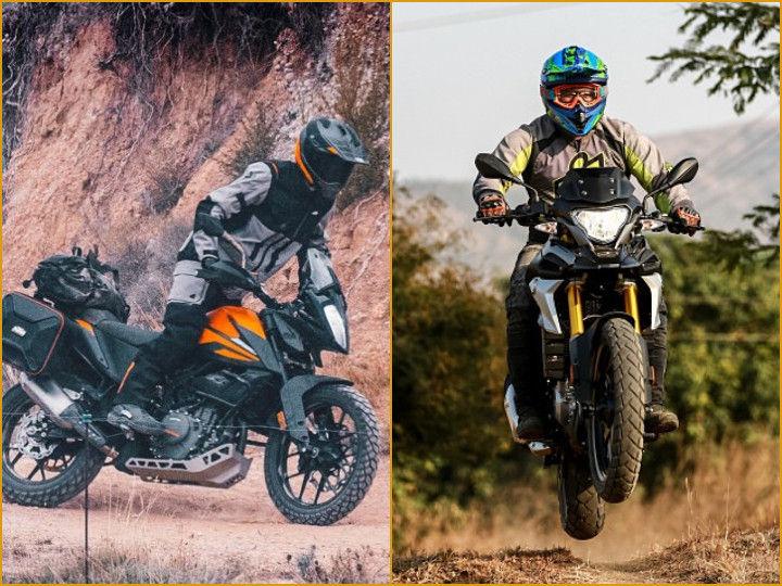 KTM 390 Adventure vs BMW G 310 GS: Differences Explained