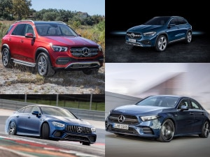 Mercedes-Benz' Auto Expo Lineup Is Balanced, As All Things Should Be