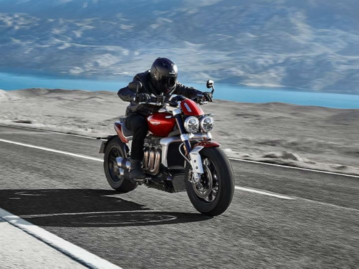 Triumph Rocket 3 R Motorcycle Deliveries Commence