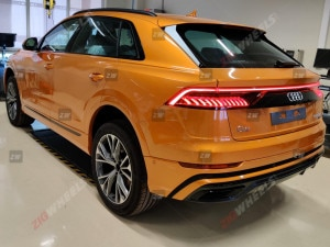EXCLUSIVE: India-spec Audi Q8 SUV Spied Undisguised Ahead Of January 15 Debut - ZigWheels.com thumbnail