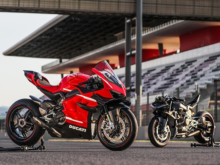 2020 Ducati Superleggera V4: In Pictures