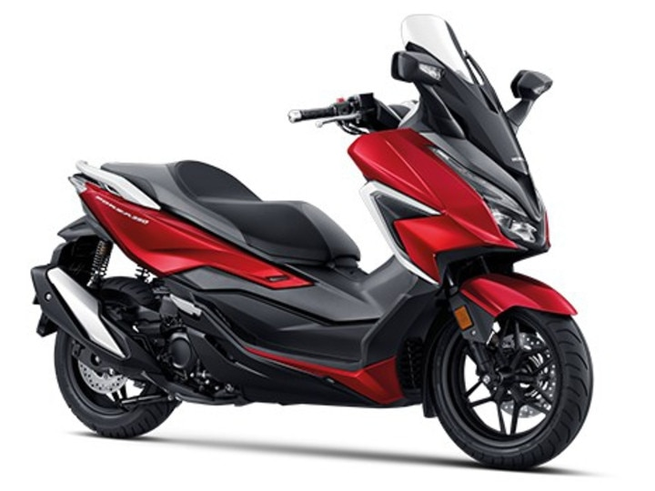 Honda Forza 350 Details
